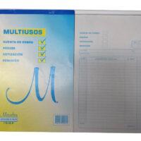 Multiusos (Cuenta de Cobro,Pedido,Cotización,Remisión)