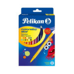 Plumones Pelikan Colorella Star x 12