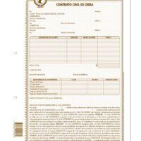Contrato Civil De Obra
