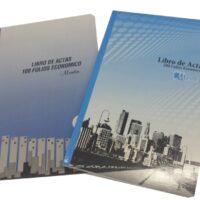 Libro De Actas Económico