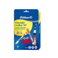 Marcadores Gráficos Pelikan X 10
