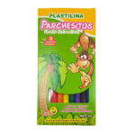 Plastilina Parchesitos x 9