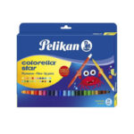 Plumones Pelikan Colorella Star x 24