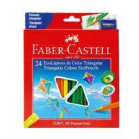 Caja de Colores Fabercastell x 24
