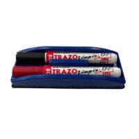 Almohadilla para Tablero Kit con marcadores recargables