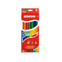 Caja de Colores Kores 12 x 24