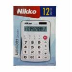 Calculadora 12 Dígitos Nikko 8835B