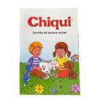 Cartilla de Lectura Inicial Chiqui