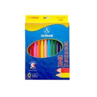 Caja de Colores Artisan Jumbo x12
