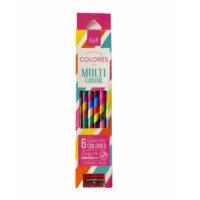 Caja de Colores Kiut Multicolor X6 Norma