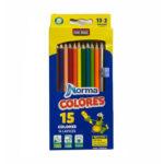 Caja de Colores Norma 13+2