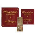 Mandalas Para Colorear (libro + 24 Colores)