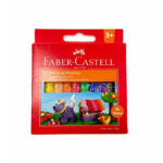 Plastilina Faber Castell x 10