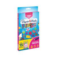 Caja de Colores Candypop Papermate X 15
