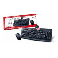 Combo Teclado Genius + Mouse Kb-8006 Inalambrico