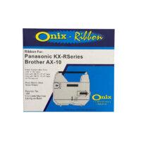 Cinta Onix para Panasonic AX-10 corregible
