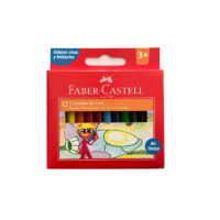 Creyones Faber Castell x 12