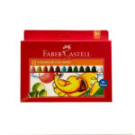Creyones Faber Castell Jumbo x 12