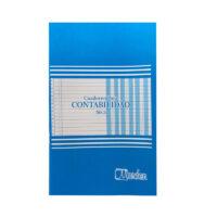 Cuaderno para Contabilidad 50-3 Oficio
