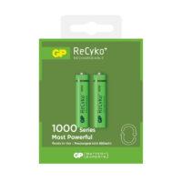 Baterías / Pilas Recargables AA Recyko 1000