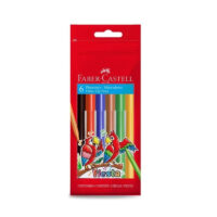 Plumones Faber Castell Fiesta x 6