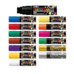 Marcadores de Vinilo Marker 20mm Artline