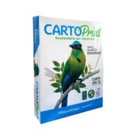 Resma Papel Bond Carta Cartoprint