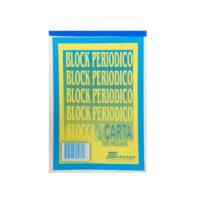 Block Periodico 1/2 Carta