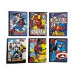 Cuaderno Marvel Comics Cosido 100 H Linea Corriente