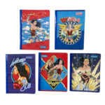 Cuaderno Mujer Maravilla Cosido 100 H Linea Corriente
