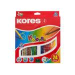 Caja de Colores Kores x 24