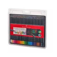 Caja de Colores Fabercastell Supersoft x 24