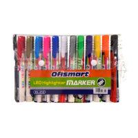 Marcadores de Vinilo Ofismart DL-212 x 12