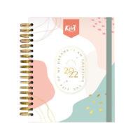 Agenda Premium Kiut 2022 I Am Creating The Life Of My Dream